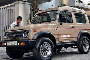 'Hàng độc' Suzuki Samurai 1993 chỉ 295 triệu tại Hà Nội