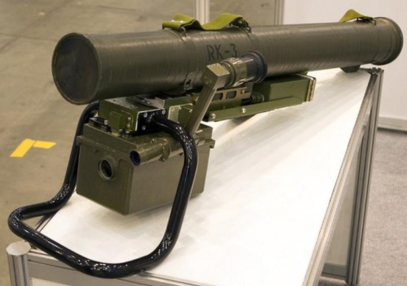 Ukraine sẵn sàng bán bản quyền súng chống tăng Corsar, Việt Nam có nên quan tâm?