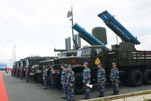 Hải quân Việt Nam tăng cường sức chiến đấu với 'siêu tên lửa bờ'