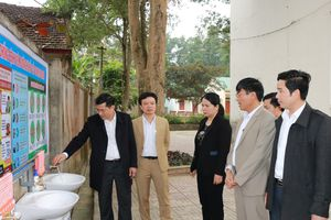 Miền núi Nghệ An chuẩn bị điều kiện tốt nhất đón HS trở lại trường