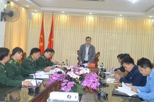 Kiểm tra công tác chuẩn bị Đại hội Đảng bộ BĐBP Nam Định lần thứ IX, nhiệm kỳ 2020-2025