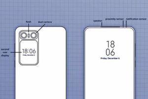 Xiaomi Mi MIX 2020 lộ diện qua bằng sáng chế mới