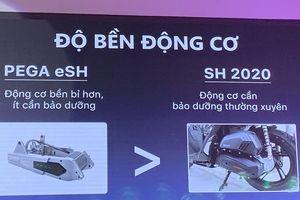 Lùm xùm so sánh sản phẩm: Tại sao Pega 'thích' đối chọi với Honda?