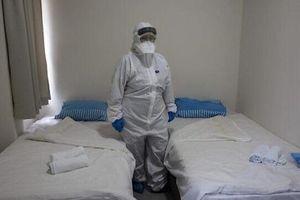 Israel công bố trường hợp đầu tiên nhiễm Covid-19