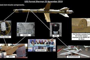 Vây ráp trên biển, Mỹ tịch thu hàng trăm tên lửa 'độc và lạ' chỉ Iran mới có