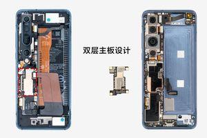 Nhìn 'xuyên thấu' chiếc Xiaomi Mi 10 Pro