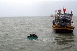Tìm thấy thi thể thuyền viên mất tích trên vùng biển Cà Mau