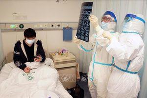 Trung Quốc khẳng định dịch bệnh đang trên đà kiểm soát tốt