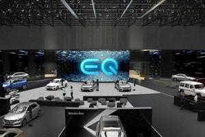 Mercedes xác nhận ba mẫu AMG mới tại triển lãm Geneva, bao gồm hai chiếc SUV