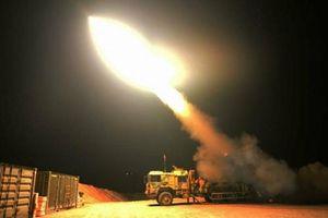 Tên lửa Thổ Nhĩ Kỳ bắn thẳng vào căn cứ không quân Nga