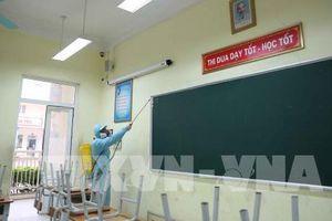 Dịch COVID-19: Tiếp tục kiểm soát tốt dịch bệnh, sớm đưa học sinh quay trở lại trường học