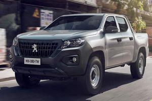 Bán tải Peugeot Landtrek sắp ra mắt, tham vọng 'đấu' Ford Ranger