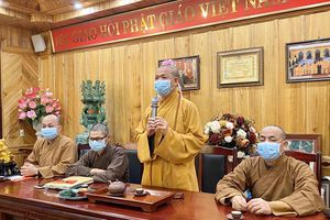 Phật giáo Thái Nguyên tích cực phòng chống dịch Covid-19