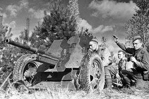 Khẩu pháo chống tăng mà nhiều người lính Liên Xô ngại sử dụng