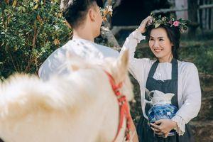 Ngỡ ngàng với cảnh Đà Lạt đẹp tựa 'làng cổ châu Âu' trong MV mới của Võ Hạ Trâm