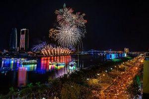 Nhìn lại chặng đường ấn tượng của lễ hội pháo hoa quốc tế Đà Nẵng qua từng năm