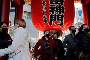 Virus corona biến các trung tâm mua sắm ở Nhật Bản thành thị trấn ma