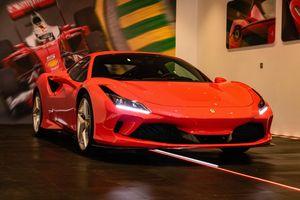 Ngắm Ferrari F8 Tributo thứ 2 cập bến Việt Nam