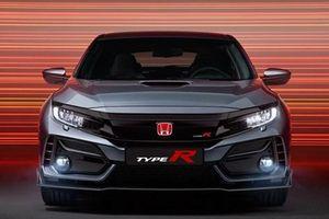 Honda gây sốt khi tung ra Civic Type R Sport Line mới