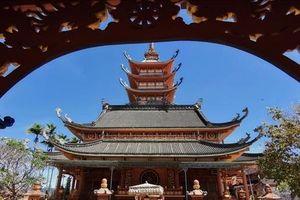 Khám phá nét đẹp cổ kính mà hiện đại của chùa Bửu Minh