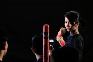 H'Hen Niê nhập vai đả nữ 'cool' ngầu trong phim mới '578: Phát đạn của kẻ điên'