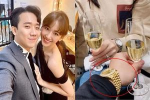 Hari Won khiến Trấn Thành 'hết hồn', hội bạn phải giật mình khi chi hơn 1 tỷ mua hàng hiệu khủng tặng sinh nhật chồng