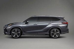 Toyota Highlander XSE 2021: Động cơ V6, kiểu dáng thể thao, giá gần 1 tỷ đồng