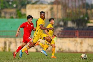 Chuyển nhượng V.League: Sông Lam Nghệ An có ngoại binh đầu tiên