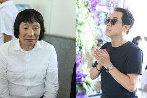 NSND Kim Cương, NSND Minh Vương và nhiều tên tuổi lớn đến tiễn biệt đạo diễn vở Đời cô Lựu - NSND Huỳnh Nga