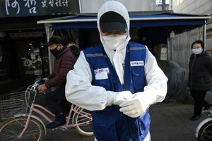 Khuyến cáo công dân về dịch Covid -19 tại Hàn Quốc