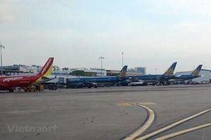 Chưa dừng bay giữa Việt Nam và Hàn Quốc