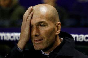 Chiếc mặt nạ của Real Madrid bị gỡ bỏ