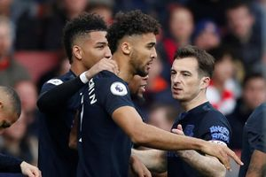 Arsenal 1-1 Everton: Calvert-Lewin ghi bàn đẳng cấp