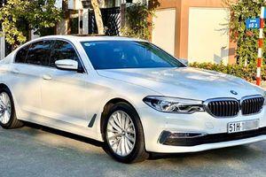 BMW 530i chính hãng 'hàng lướt' hơn 2,7 tỷ ở Sài Gòn