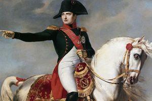 Sự thật ngỡ ngàng hoàng đế Napoleon bị đầu độc đến chết