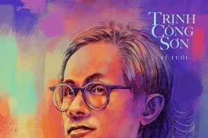 Phim về Trịnh Công Sơn tung tới 9 poster casting
