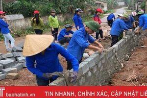 Những công trình của ý Đảng, lòng dân trên vùng trà sơn Can Lộc