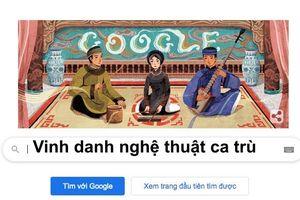 Họa sĩ Xuân Lê tự hào khi sáng tạo Doodle Google vinh danh ca trù Việt Nam