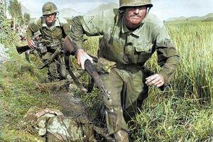 Ảnh màu hiếm mô tả sự tàn khốc của chiến tranh Triều Tiên