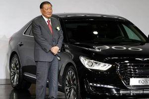 Chủ tịch của Hyundai Motor không tái cử nhiệm kỳ mới