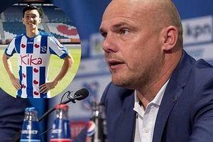 CLB Heerenveen nói gì khi đội nhà thoát thua trước ADO Den Haag?
