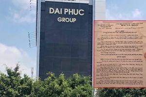 Đại Phúc Group bị Thanh tra Sở Xây dựng TP. Hồ Chí Minh 'sờ gáy' vì xây dựng không phép