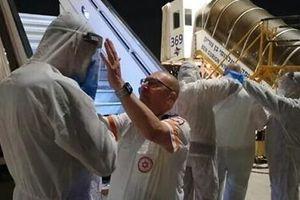 Phát hiện 9 người Hàn Quốc mang Covid-19 tới thăm Israel, Palestine