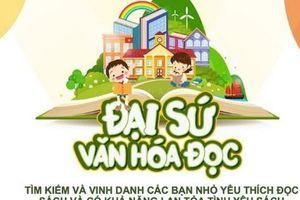 Khánh Hòa phát động cuộc thi 'Đại sứ văn hóa đọc' năm 2020