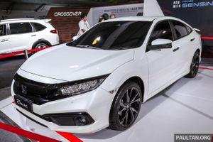 Honda Civic 2020 nâng cấp kiểu dáng, thêm trang bị an toàn