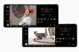 Sony Xperia 1 bản mới - camera Zeiss, lấy nét như máy ảnh Alpha