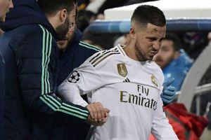 HLV tuyển Bỉ lo Hazard không sẵn sàng cho Euro 2020