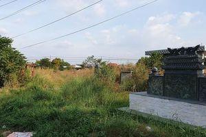 Công an TP HCM tìm thân nhân người phụ nữ bị đốt xác ở Củ Chi