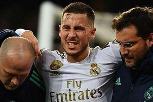 Real Madrid nhận tin dữ về Eden Hazard