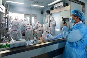 Vũ Hán cách ly 14 ngày bệnh nhân đã chữa khỏi Covid-19